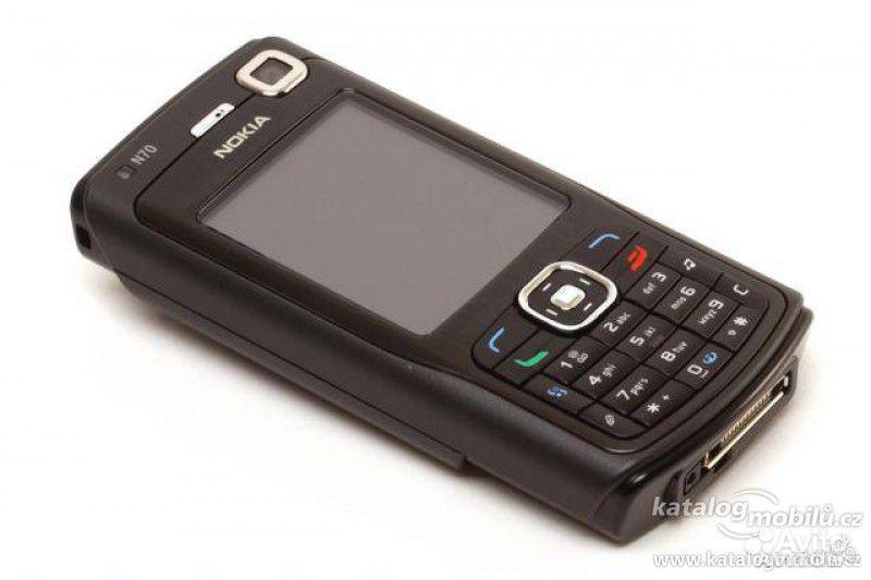 Nokia N70 Music Edition страна производитель: финляндия состояние: хорошое