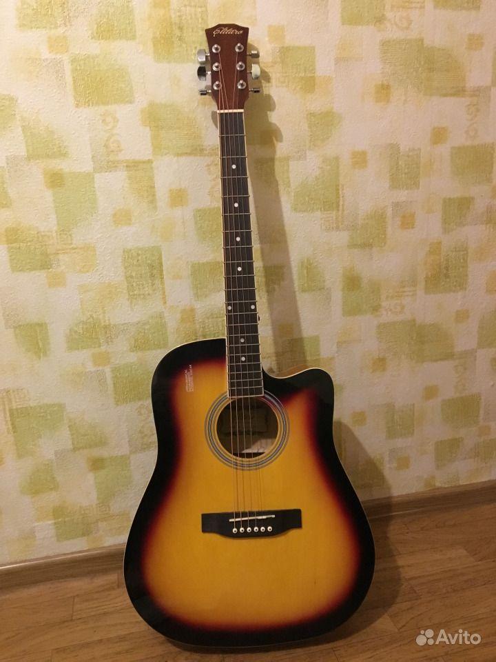Гитара Elitaro E4010SB производство Франция.  Москва