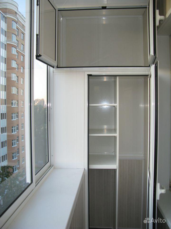 Шкафы на балкон  готовые