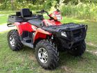 Polaris Sportsman X2 800 EFI Special Edition