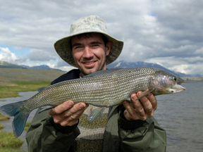 рыболовные туры из иркутска