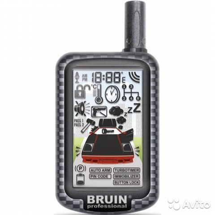 Скачать Инструкцию На Сигнализацию Bruin Professional Br 970