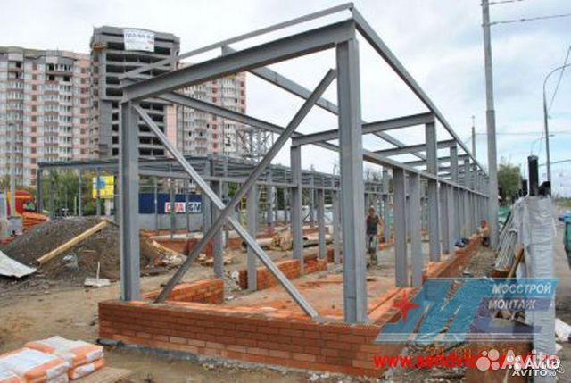 Строительство павильонов своими руками