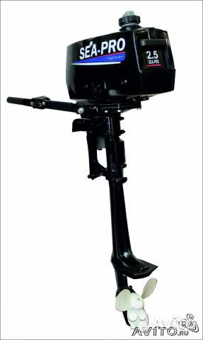 лодочный мотор sea-pro f6s купить