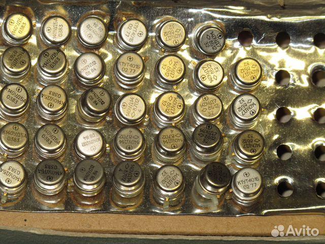 Микросхемы К140уд5А, К140уд12