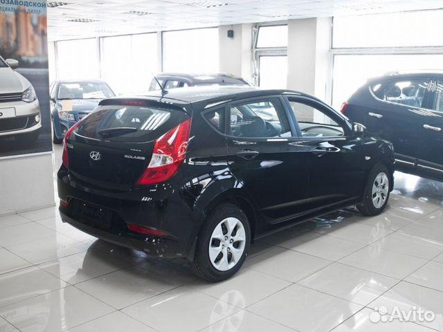 Купить автомобиль Hyundai Solaris Sedan (Хендай