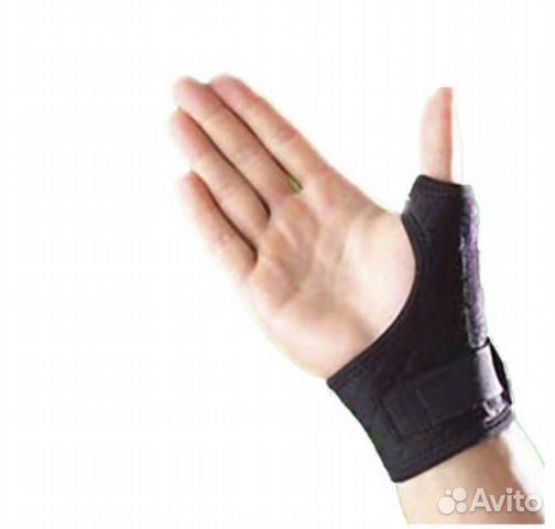 Бандаж для большого пальца своими руками