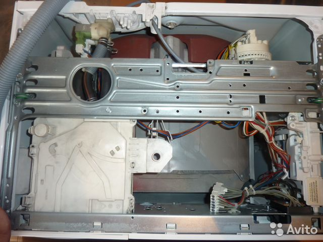 Aeg 1249 ремонт