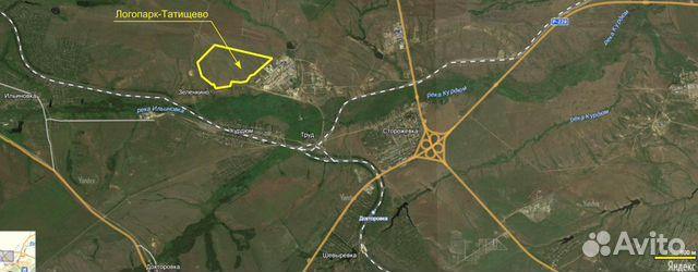 Plot of 90 hectares (promnaznacheniya)
