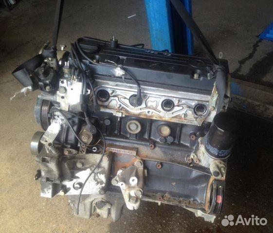 Двигатель на mercedes 190