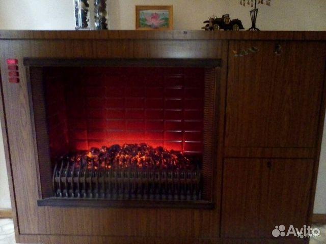 Камин электрический с эффектом пламени своими руками 79
