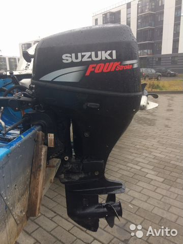 санкт-петербурге лодочный мотор сузуки дилер