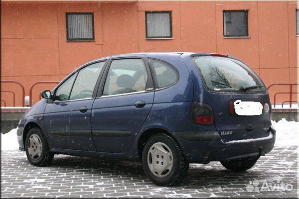 Renault megane scenic - ремонт