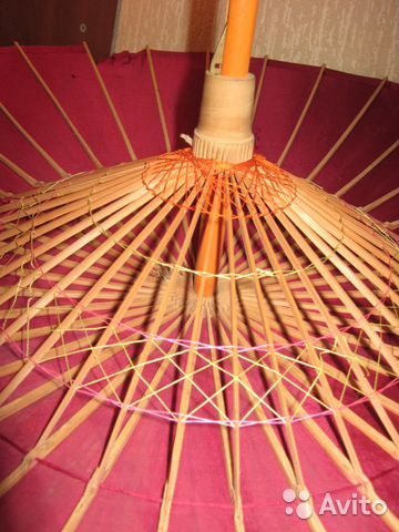 Зонт от солнца китай — фотография №3