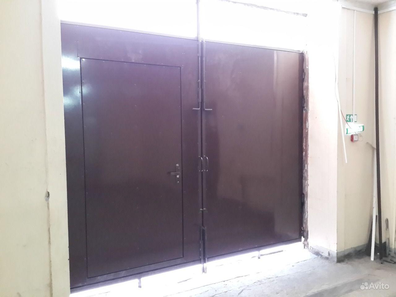 установка железных дверей в раменском
