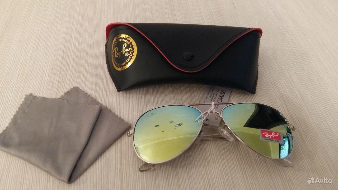 Новые солнцезащитные очки (стекло) (унисекс)   Festima.Ru ... 06cc42bb69c