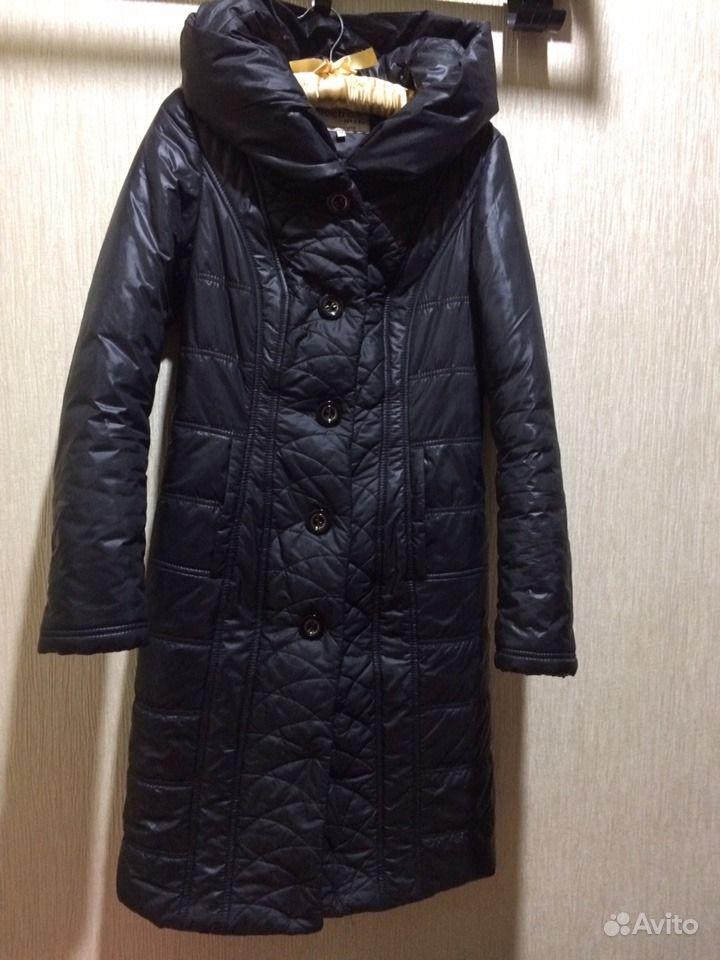 3b3662ea826 Пальто теплое на синтепоне