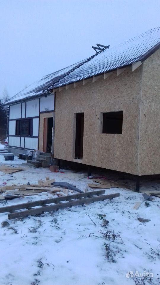 Строительство домов,бань,хоз.блоков,канализация, д купить на Вуёк.ру - фотография № 8