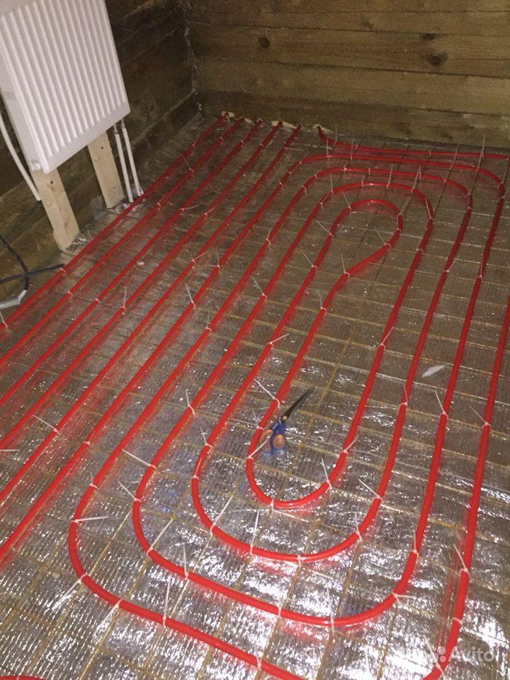 Отопление загородного дома купить на Вуёк.ру - фотография № 1