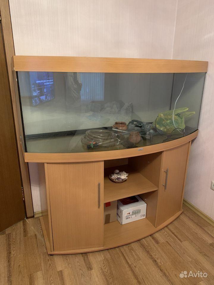 Аквариум Juwel-Aquarium 450л. с тумбой, фильтром купить на Зозу.ру - фотография № 5