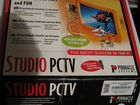 Тв-тюнер Pinnacle Systems Studio pctv (PCI)