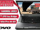 15.6 Professional ThinkPad IBM Lenovo T530 I-7/HD