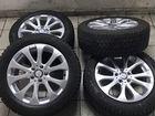 Зимние колеса Mercedes Benz W213 С датчиками