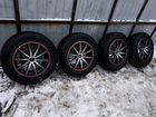 Продам комплект новых колёс