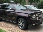 Chevrolet Suburban 5.3AT, 2017, 60000км