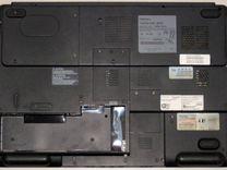 Ноутбук Toshiba Satellite P105-S9722 на запчасти