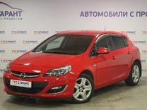 Opel Astra, 2012 г., Ульяновск