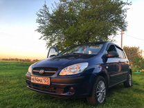 Hyundai Getz, 2008 г., Ростов-на-Дону