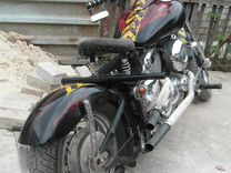 Yamaha Drag Star 400 боббер