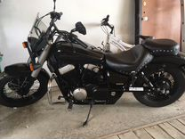 Honda shadow 750 2012 год