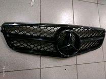 Решетка радиатора Мерседес / Mercedes W204