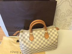 Сумка Louis Vuitton Speedy 30 оригинал