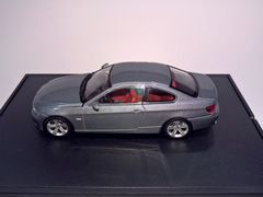BMW E92 325i Coupe 2006 Space Grey Autoart в 1/43
