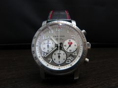 Chopard Mille Miglia racing silver