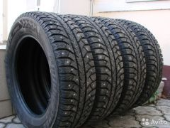 185/65/15 Bridgestone Ice Cruiser 7000 4шт Шипы