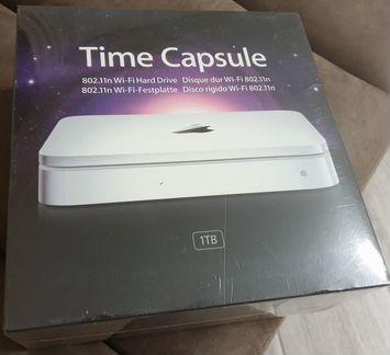 Apple time capsule 1tb объявление продам
