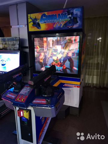 лезвие игровой автомат
