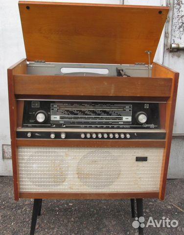 Rigonda 102 Radio Radiotehnika RT  Radiomuseumorg