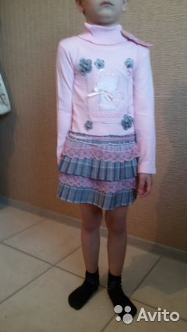Детские праздничные платья для девочек - 1939b