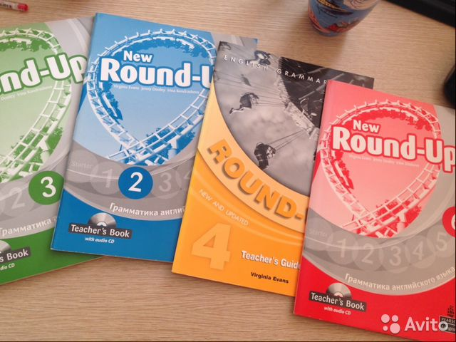 New Round-Up 1 Student s Book Грамматика английского