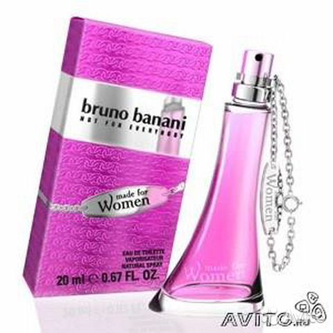 Bruno Banani made for woman 60ml edt жен тестер— фотография №1