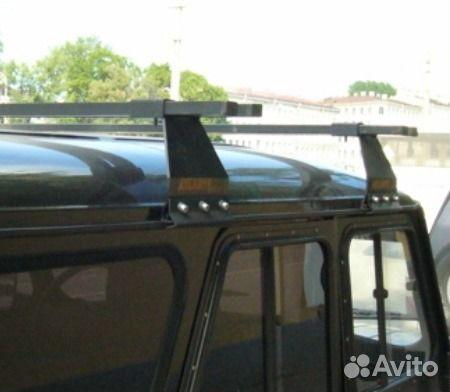 Багажник на крышу для Mercedes