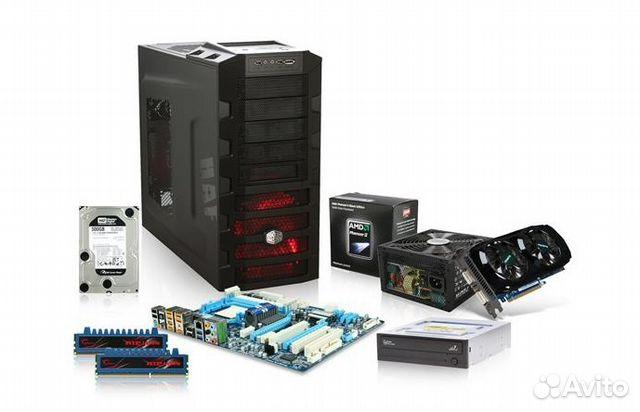 Подбор комплектующих для компьютера программы