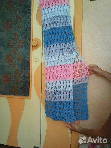 275e664e56d73 Новое эксклюзивное платье, связанное крючком купить в Краснодарском ...