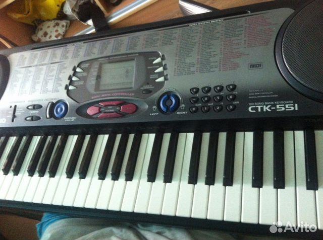 Купить Синтезатор Casio CTK-1550 по супер низкой цене со