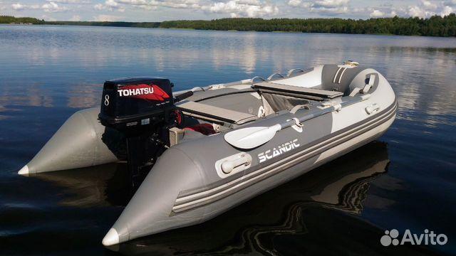 лодка тохатсу 330 цена